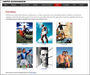 Jeff Monroe website